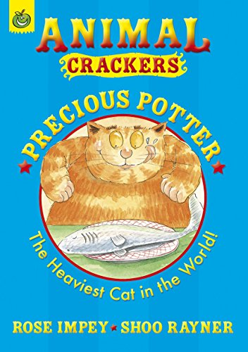 colour-crackers-precious-potter-animal-crackers-by-rose-impey-5-feb-2009-paperback