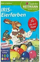 Idea Regalo - 5 x Colori per uova di Pasqua