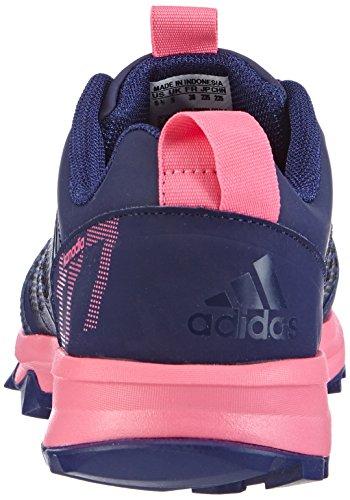 adidas - Kanadia 7 Trail, Scarpe da trail running da donna Viola (Night Sky/Night Sky/Solar Pink)