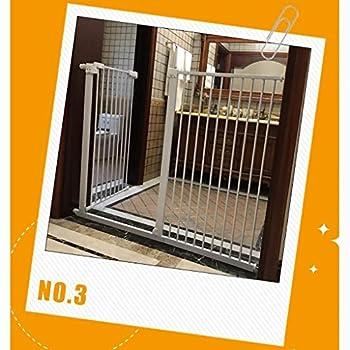 FPigSHS Porte pour Animaux Clôture pour Chien intérieur Garde-Corps Anti-Chien barrière de sécurité Chat et Chien Porte d'isolement Clôture pour Animaux lit pour Chien Détachable