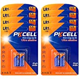1.5V 1/2AA Size Alkaline Battery Model Lr1 Count Pcs (16)