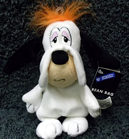 Warner Brothers Tom and Jerry 8 Inch Droopy Dog Plush Bean Bag Doll by Warner Brothers