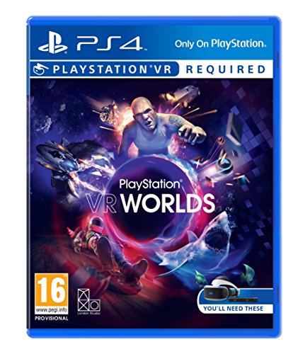 PlayStation VR Worlds (PSVR) Best Price and Cheapest