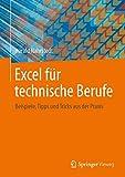 Image de Excel für technische Berufe: Beispiele, Tipps und Tricks aus der Praxis