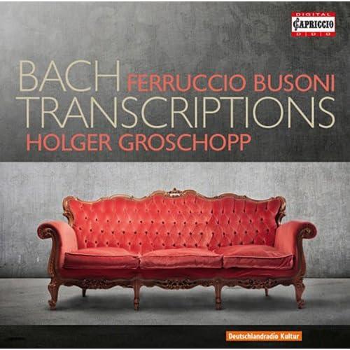 Bach - 10 Chorale Preludes: No. 8. Durch Adams Fall ist ganz verderbt, BWV 637