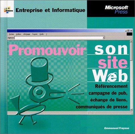 Promouvoir son site Web par Emmanuel Fraysse