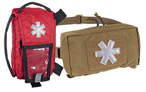 HELIKON-TEX MODULAR INDIVIDUAL MED KIT® Pouch - Cordura® (11-Coyote) - Modulare Gürtel-panels