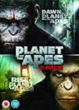 Dawn of the Planet of the Apes/Rise of the Planet of the Apes [Double Pack] [DVD]
