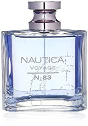 Voyage N-83,�by Nautica 3. 4,�Ounce/100,�ml Eau De Toilette Men Cologne Spray by Nautica