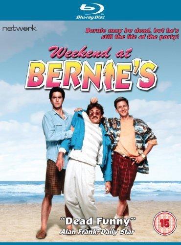 Bild von Weekend At Bernies [Blu-ray] [1989] [UK Import]