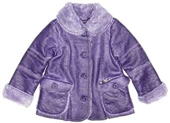 Diesel Unisex Baby JIFONEB Coat Purple 9 Months