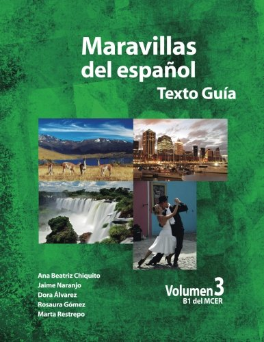 Maravillas del Espanol: Volume 3