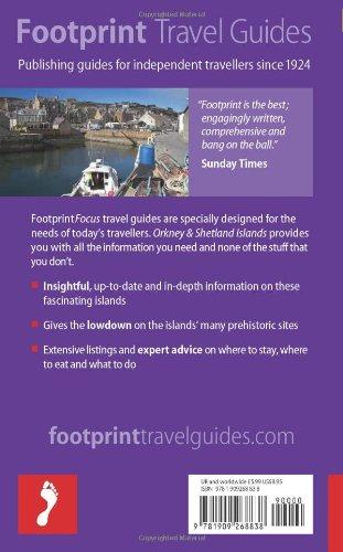 Orkney & Shetland Islands Focus Guide (Footprint Focus)