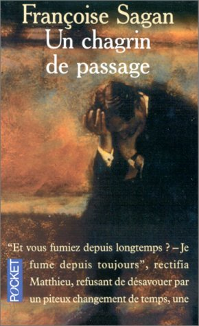 Un Chagrin De Passage [Pdf/ePub] eBook