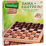 Dama + Filetto 2 in 1