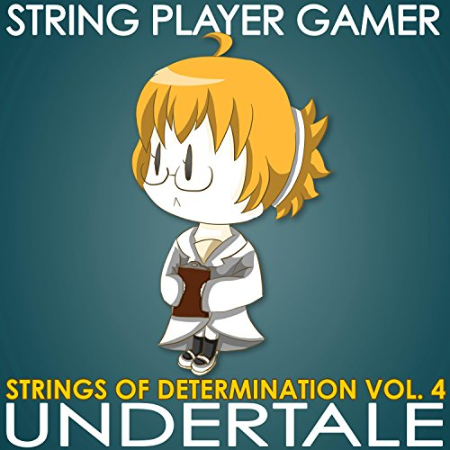 Undertale: Strings of Determination, Vol. 4