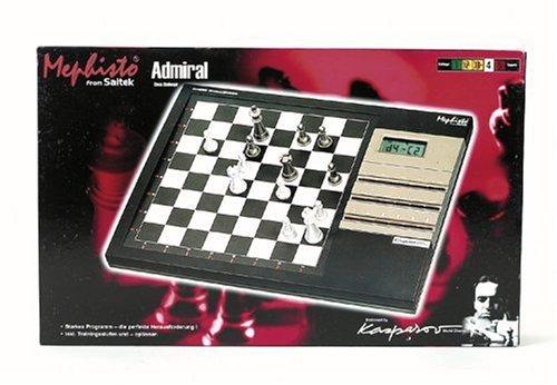 Desconocido Saitek 10311 Chess Challenger - Juego de ajedrez electrónico [Importado de Alemania]