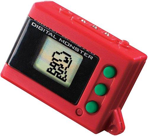 Digimon Mini (Red) (Mini Digimon)