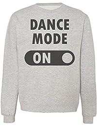 Funny Dance Mode On Design Sudadera Unisex