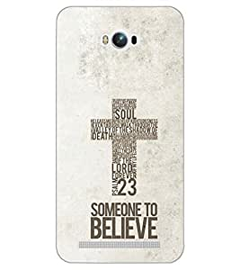 PrintDhaba QUOTE D-6940 Back Case Cover for ASUS ZENFONE MAX ZC550KL (2016) (Multi-Coloured)