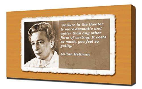 lillian-hellman-comillas-2-impresion-en-lienzo