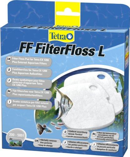 Tetra Filtert feinste Partikel