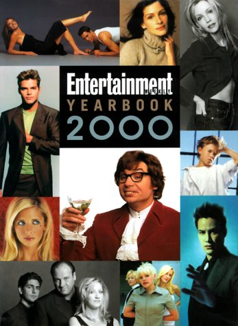 Entertainment Yearbook 2000 (Entertainment Weekly Yearbook) (Entertainment Inc Weekly,)