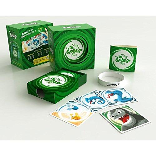 Morning Group SAS MOR40206 Gobbit, Kartenspiel