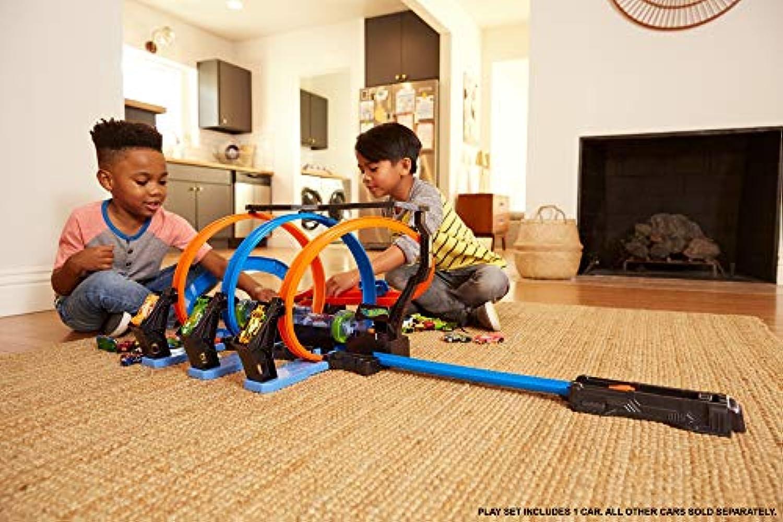 Jeu Et De Petites Wheels Circuit Hot Looping InfernalCoffret Voitures Avec PistesJouet EnfantFtb65 Pour WEH2D9I