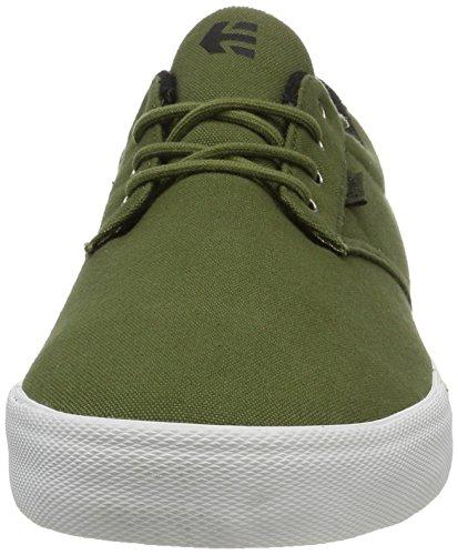 Etnies Jameson Vulc - Chaussures de Skateboard homme Olive