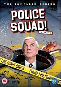 Police Squad! The Complete Series [DVD] [1982] [1983]