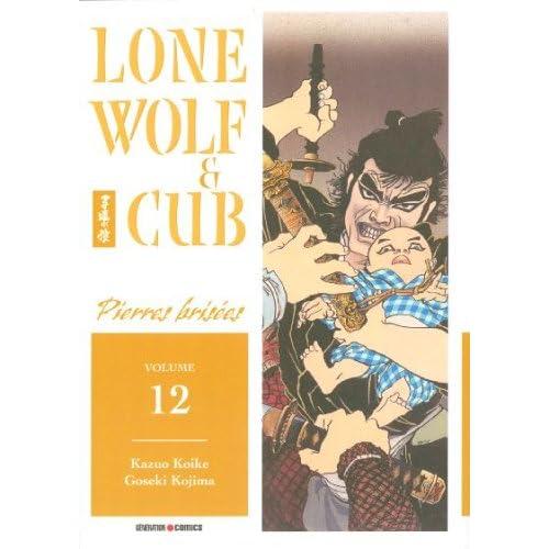 Lone Wolf & Cub, Tome 12 : Pierres brisées