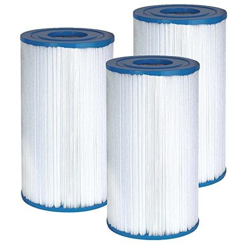 (3) Guardian Pool Spa Filter ersetzt UNICEL-Whirlpool-Serie IV Rainbow Dynamic fc-2385prb35-in -