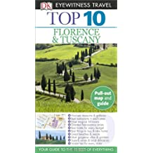 Top 10 Florence & Tuscany [With Map] (DK Eyewitness Top 10 Travel Guides)