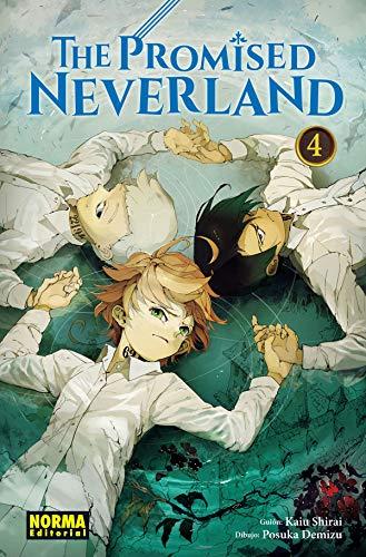 The Promised Neverland 4 por Posuka Demizu Kaiu Shirai