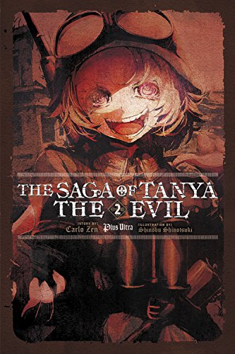 The Saga of Tanya the Evil, Vol. 2 (light novel) por Carlo Zen