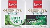 #4: Typhoo Green Tea, Jasmine, 20g (10 Tea Bags, Buy 1 and Get 1)