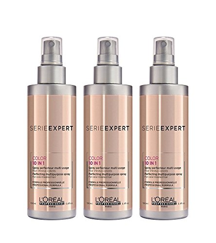 Loreal 3 er Pack Loreal Vitamino Color A.OX 10 in 1, 190ML -