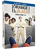 Orange Is the New Black - Intégrale saisons 1 à 4 [Blu-ray + Copie digitale]
