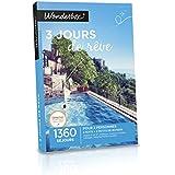 WONDERBOX - Coffret cadeau - 3 JOURS DE REVE