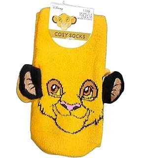 Primark Ladies DISNEY LION KING SIMBA Shoe Liner Socks 3 pack UK 4-8 EU 37-42