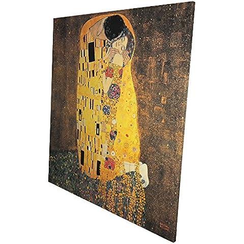 Niik Cuadro El Beso de Gustav Klimt, reproducción