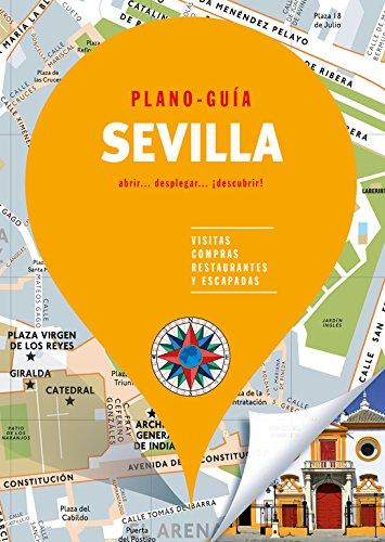 Sevilla (Plano - Guía): Actualización 2018 (Plano - Guías) por Autores Gallimard Autores Gallimard