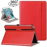 Ztotop Coque pour iPad Mini 4, [360 degré de Rotation/Cuir Véritable] Le Folio d'affaires Que la Housse Intelligente avec Auto...