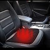 Comodo rapido riscaldamento riscaldato auto sedile cuscino Pad auto 12V riscaldatore calda con pad di automobile tappetino riscaldante per temperature fredde e Winter driving