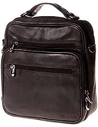 Zerimar Leather Handbags For Women Large Shopper Handbag Tote Bag Measures: 9.4X8.2X2.7 In