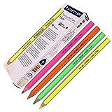 Staedtler Textsurfer crayon Surligneur à sec pour écrire esquisse Jet d'encre, papier, copie, télécopie (lot de 12Mix Couleur)