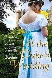 At the Duke's Wedding: A romance anthology by Caroline Linden (2013-11-26)