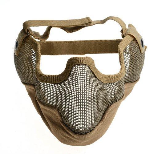 Fancymall Mask AZDENT® Máscara Malla protección