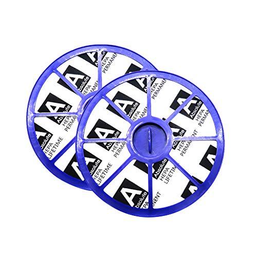 2 X 3X 4X HEPA Filterset für Dyson Staubsauger DC05 DC08 DC19 DC20 DC21 DC29 HEPA Filter Set Filterpatronen Filter Ersatzteil (2PCS) -